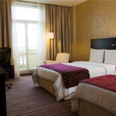 Гостиница Кортъярд Марриотт Санкт-Петербург Васильевский комната для гостей фото 5