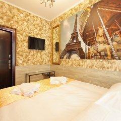 Мини-Отель Аморе Стандартный номер с разными типами кроватей фото 10