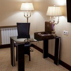 Гостиница The Rooms 5* Улучшенный номер двуспальная кровать фото 3