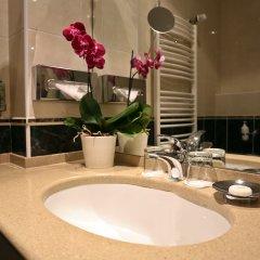 Hotel Leonardo Prague 4* Улучшенный номер с различными типами кроватей фото 5