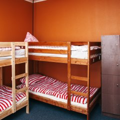 Dostoevsky Hostel Кровать в женском общем номере двухъярусные кровати фото 6