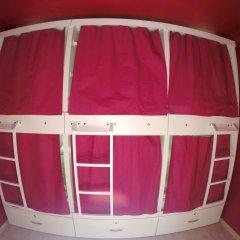 Гостиница HQ Hostelberry Кровать в общем номере двухъярусные кровати фото 16