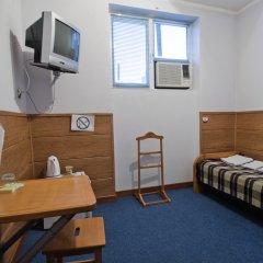 Гостиница Аврора Стандартный номер с различными типами кроватей фото 6