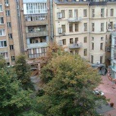 Апартаменты GoodRent на Майдане Незалежности Стандартный номер с разными типами кроватей фото 16