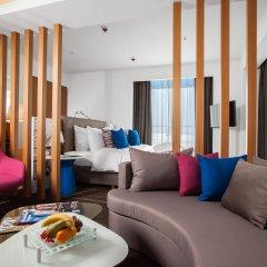 Гостиница Radisson Collection Paradise Resort and Spa Sochi 5* Люкс с различными типами кроватей фото 2
