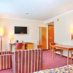 Гостиница Русотель комната для гостей фото 8
