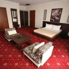 Гостиница Блюз Студия разные типы кроватей фото 6