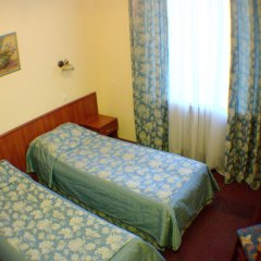 Гостиница Золотой Колос Улучшенный номер разные типы кроватей