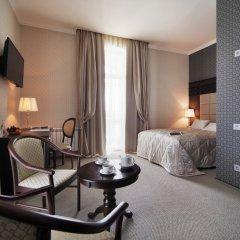 Гостиница Пале Рояль 4* Стандартный номер разные типы кроватей фото 5