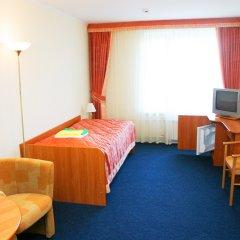 Гостиница Саяны 2* Стандартный номер разные типы кроватей фото 9