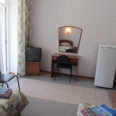 Гостиница Пансионат Кристалл Стандартный номер с разными типами кроватей фото 16