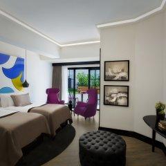 Sura Hagia Sophia 5* Улучшенный номер с различными типами кроватей