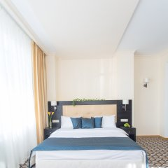 Гостиница Ногай 3* Улучшенный номер разные типы кроватей фото 2