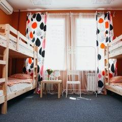 Хостел Достоевский Кровать в женском общем номере с двухъярусными кроватями фото 5
