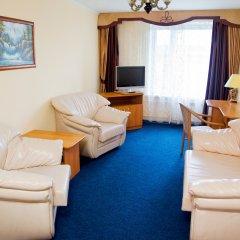 Гостиница Саяны 2* Студия разные типы кроватей фото 6