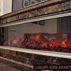 Апартаменты Luxury Kiev Apartments Крещатик Апартаменты с 2 отдельными кроватями фото 10