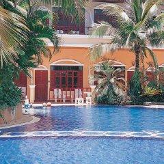Отель Tony Resort бассейн