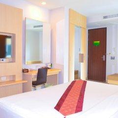 Отель Andatel Grandé Patong Phuket 4* Номер категории Премиум с различными типами кроватей фото 7