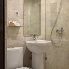 Гостиница Голубая Лагуна Стандартный номер разные типы кроватей фото 8