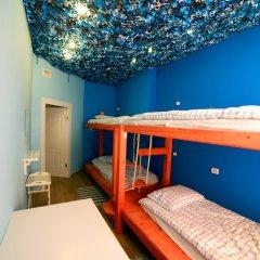 Хостел Ура рядом с Казанским Собором Кровать в общем номере с двухъярусной кроватью фото 3