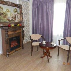 Гостиница Экотель Ирис Мариуполь комната для гостей фото 3