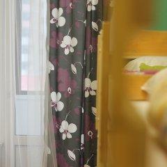 Хостел Достоевский Кровати в общем номере с двухъярусными кроватями фото 31