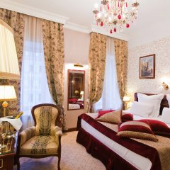 Бутик-Отель Золотой Треугольник 4* Номер Делюкс с различными типами кроватей