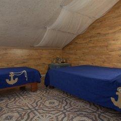Мини-отель Бархат Номер Комфорт разные типы кроватей фото 4