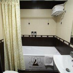 Гостиница БуддОтель Москва 3* Улучшенный номер с двуспальной кроватью фото 5