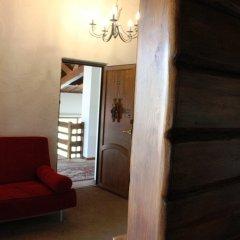 Гостевой Дом Рай - Ski Домик Люкс с различными типами кроватей фото 5