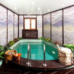 Гостиница Подлеморье Листвянка бассейн