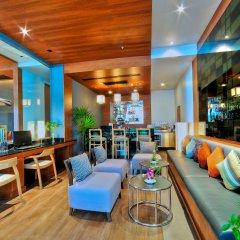 The ASHLEE Heights Patong Hotel & Suites интерьер отеля фото 3