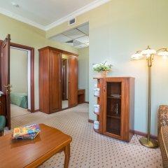 Гостиница Старинная Анапа 4* Люкс с различными типами кроватей фото 3