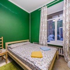 Хостел Макарена Стандартный номер с двуспальной кроватью (общая ванная комната) фото 2