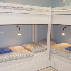Гостевой Дом Полянка Кровать в общем номере с двухъярусными кроватями фото 4