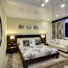 Гостиница Измайлово Альфа 4* Студия с разными типами кроватей