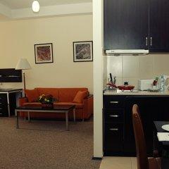 Отель Citadines City Centre Tbilisi 4* Студия разные типы кроватей фото 7