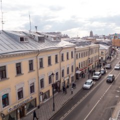 Комрад Хостел балкон