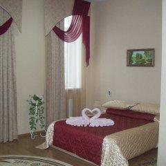 Гостиница Левый Берег 3* Люкс с различными типами кроватей
