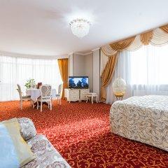Гостиница Гранд Уют 4* Люкс разные типы кроватей фото 4
