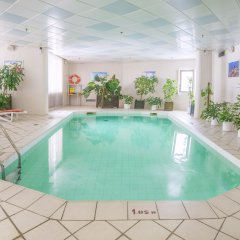 Гостиница Holiday Inn Moscow Seligerskay бассейн