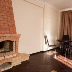 Гостиница Горная Резиденция АпартОтель Апартаменты с различными типами кроватей фото 4