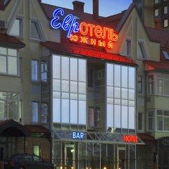 Гостиница Евротель Южный вид на фасад фото 4