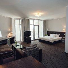 Гостиница Золотой Затон 4* Студия с различными типами кроватей фото 5