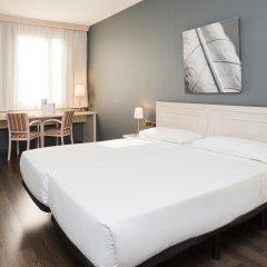 Отель ILUNION Bel-Art 4* Стандартный номер с различными типами кроватей фото 7