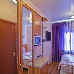 Гостиница Теремок Пролетарский Стандартный номер с разными типами кроватей фото 11