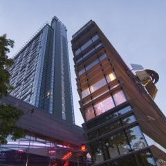 Radisson Blu Latvija Conference & Spa Hotel, Riga вид на фасад фото 2