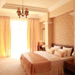 Гостиница Золотой Дельфин 2* Люкс с разными типами кроватей