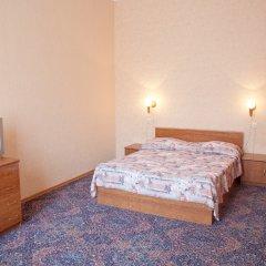 Гостиница Пансионат Кристалл Улучшенный люкс с разными типами кроватей фото 5