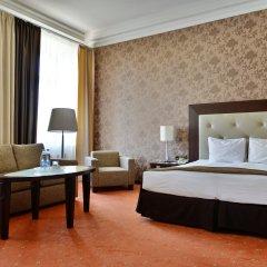 Гостиница Петро Палас 5* Номер Делюкс (полулюкс) с различными типами кроватей фото 3